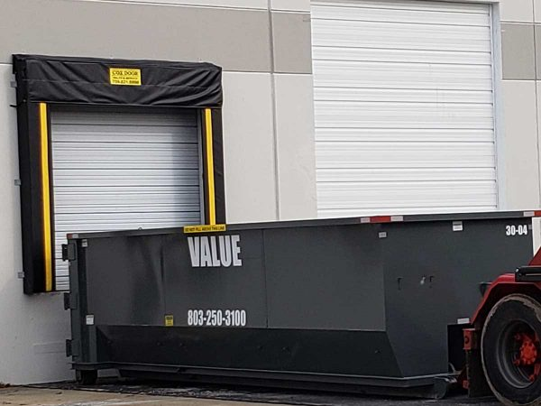 Roll-off Containers for Rent