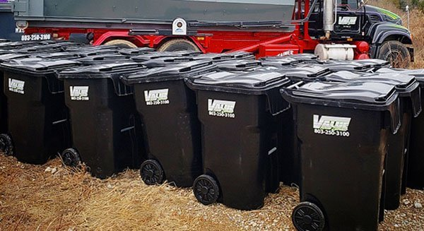 Residential Trash Pick-up Services in Carolinas