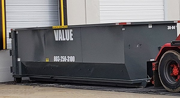 Roll-off Dumpster Rentals Throughout The Carolinas